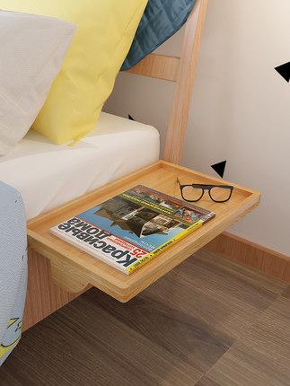 Osimu Ván gỗ  Gỗ cứng đầu giường giá phân vùng đầu giường bàn sáng tạo miễn phí đấm phòng ngủ phòng