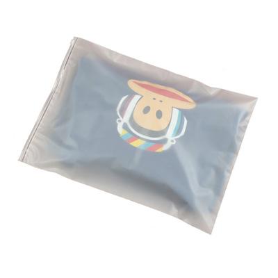 Túi zip đựng Quần áo có dây kéo túi trong suốt .