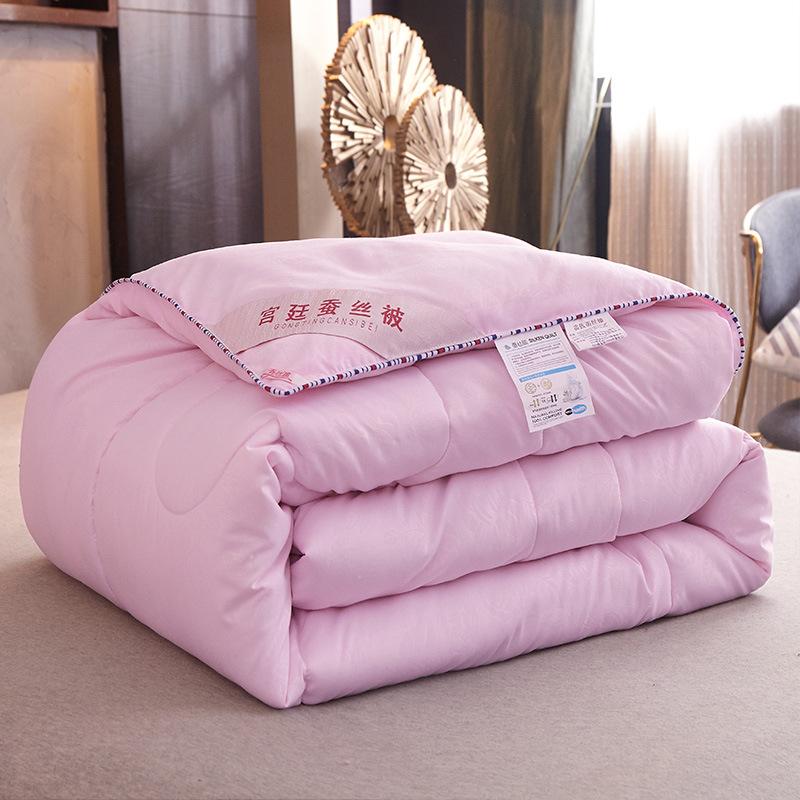 XUANYANG Mền sợi tổng hợp Nhà máy bán hàng trực tiếp pin quà tặng chăn hóa chất sợi quilt lụa quilt
