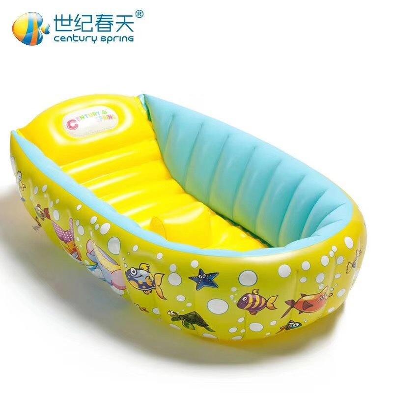 SJCT bể bơi trẻ sơ sinh Bể bơi cho trẻ sơ sinh Bồn tắm bơm hơi cho trẻ sơ sinh