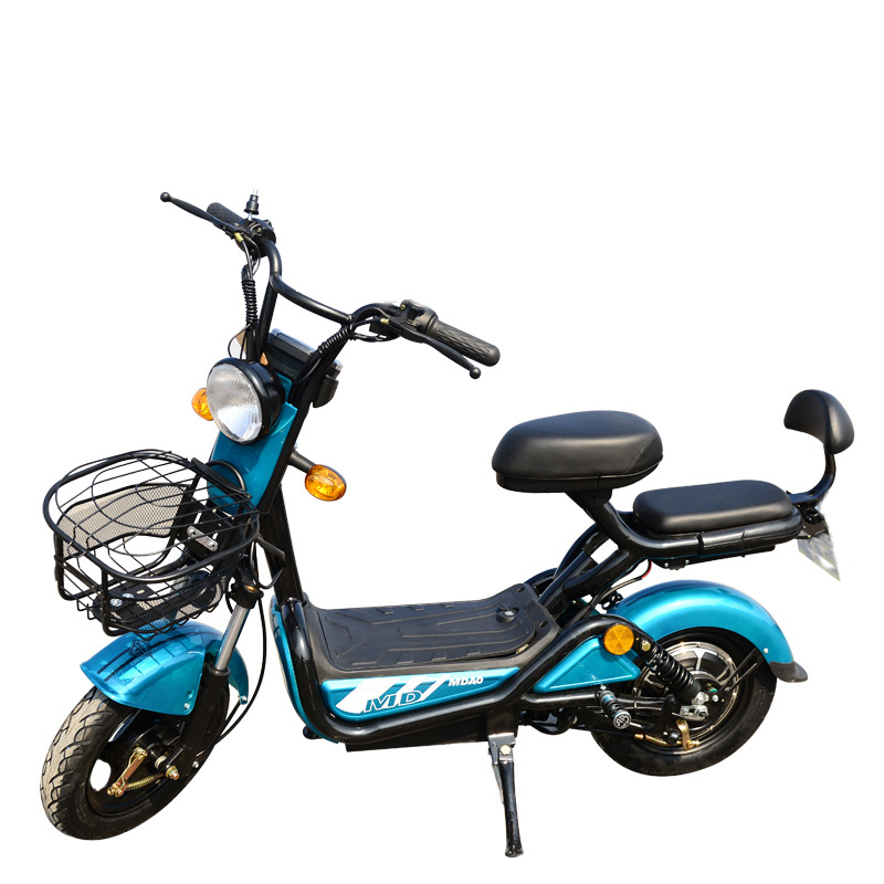 LINGKA xe môtô / xe máy Xe máy điện Scirocco mới được chứng nhận 3C thời trang Xe điện 48V nam và nữ