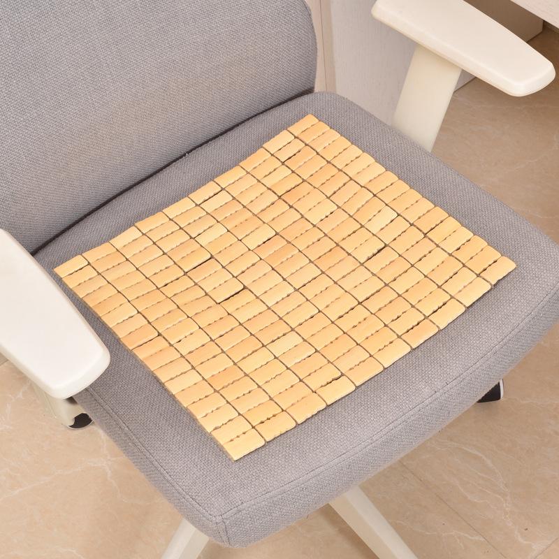 ZHUTAISHUI Đệm mát Đệm tre Xe đệm Sofa đệm Mahjong pad Tờ rơi Mahjong Khối mát pad Nhà máy văn phòng
