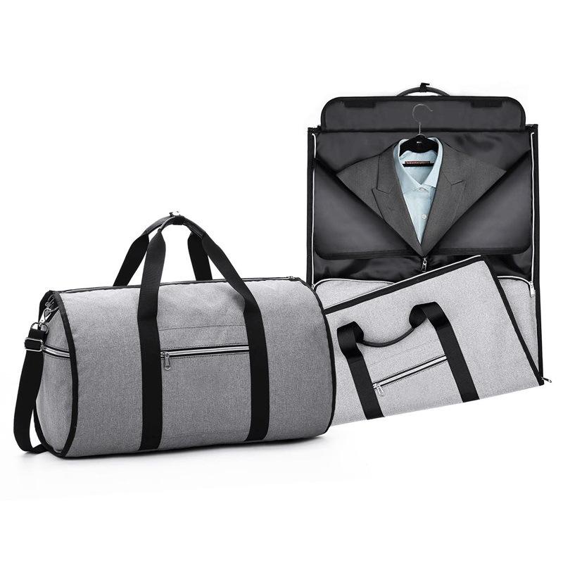 AMSN Túi xách du lịch Túi thể dục mới phù hợp với túi lưu trữ túi du lịch xách tay thể thao giải trí