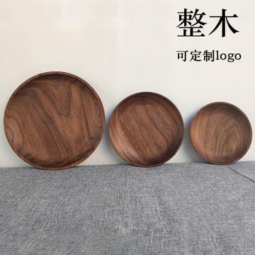 HUANAN Mâm nhựa / Pallet nhựa [Bắc Mỹ] Tấm gỗ óc chó rắn màu đen Tấm gỗ Tấm trái cây bằng gỗ Tấm trò