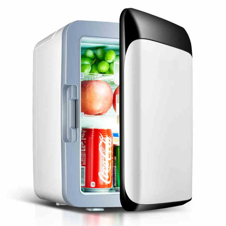 Marrycar tủ lạnh xe hơi Tủ lạnh ô tô Tủ lạnh mini ô tô 10L Tủ lạnh nhỏ ô tô Ô tô và ô tô kép sử dụng
