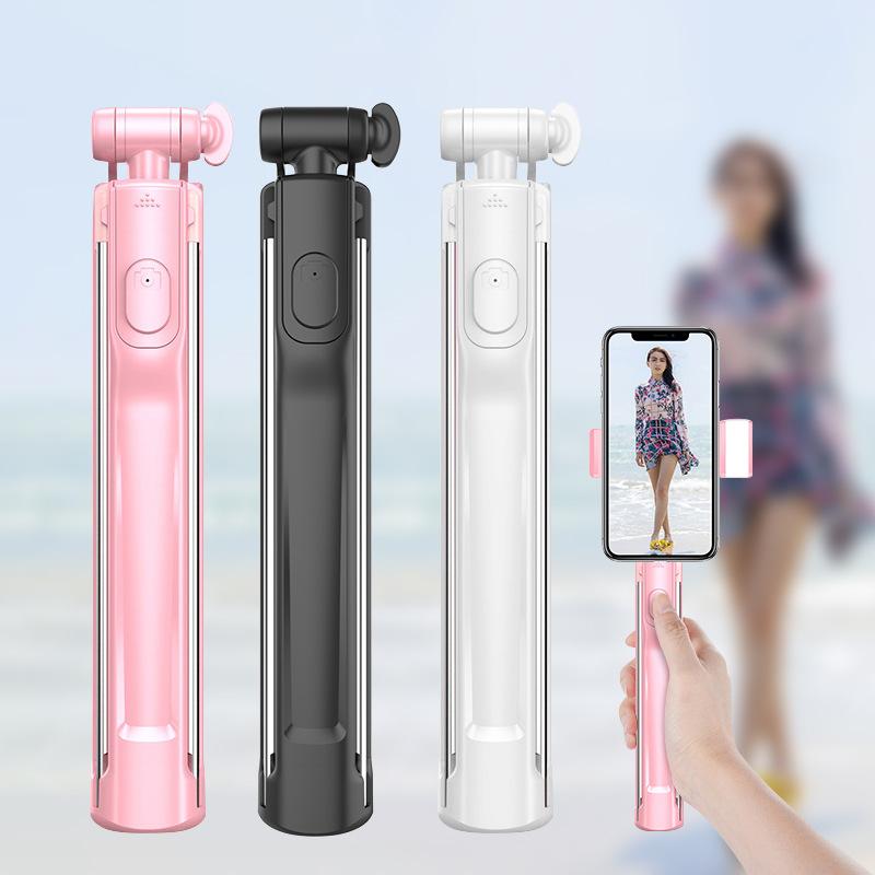 OEM Gây tự sướng A17 Bluetooth selfie với chân máy tích hợp chức năng chụp ảnh selfie đa chức năng c