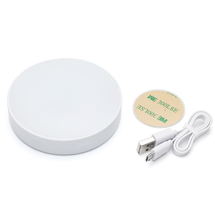Đèn tường Cảm giác của con người dẫn đèn ngủ ban đêm tạo tác sạc USB từ phòng ngủ đêm cạnh giường ng