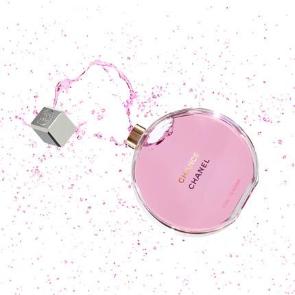Chanel   nước hoa  [38 Queen's Day] Dòng nước hoa Chanel màu hồng dịu dàng kéo dài