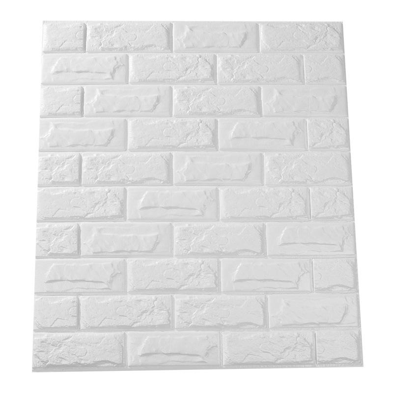 ADISEN Vải ốp tường ins trang trí sticker phòng khách nền tường hiện đại tối giản gạch mẫu đầu giườn