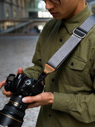 Đai cõng bé Thiết kế đỉnh cao Máy ảnh siêu nhỏ SlideDesign Slide V2 dây đeo giải phóng nhanh dây đeo