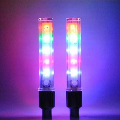 Xe một bánh tự cân bằng Tuyệt vời 32 Thay đổi ánh sáng Vòi phun ánh sáng Xe đạp Thiết bị phù hợp Ánh