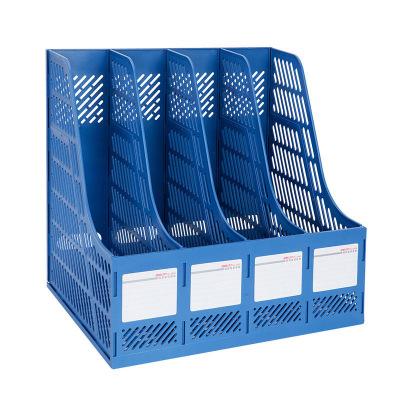 Kệ hồ sơ Quản lý tập tin hiệu quả khung nhựa .