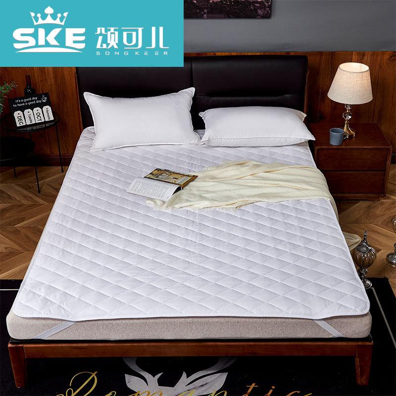 SONGKEER Giường nệm Giường khách sạn và bữa sáng có thể được tùy chỉnh nệm cố định nệm chống trượt p