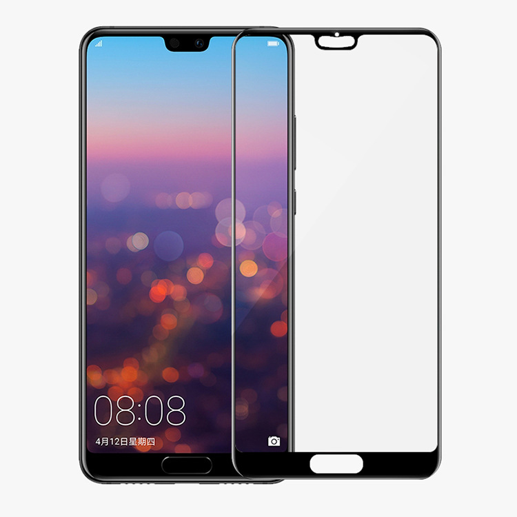 OEM Miếng dán màn hình Thích hợp cho màn hình lụa Huawei P20 toàn màn hình phim cường lực nova3i điệ