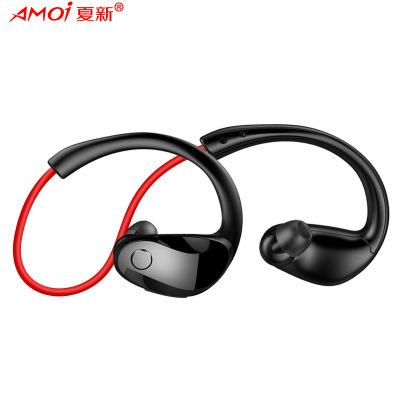 XIAXIN Tai nghe Bluetooth thể thao Amoi M10 Chạy Tai nghe Thể hình Tai nghe Không dây