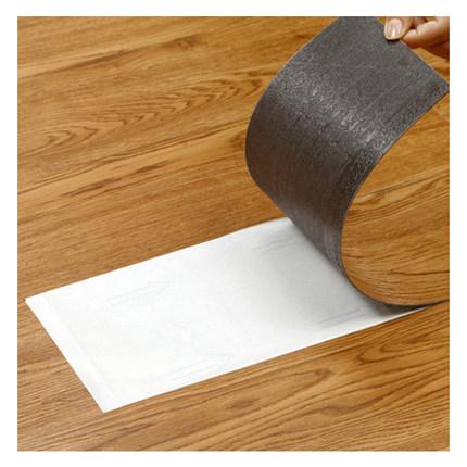 Qionghua Ván sàn  10 miếng dán sàn nhựa PVC tự dính sàn dày dán chống thấm sàn nhà chống dính dán sà