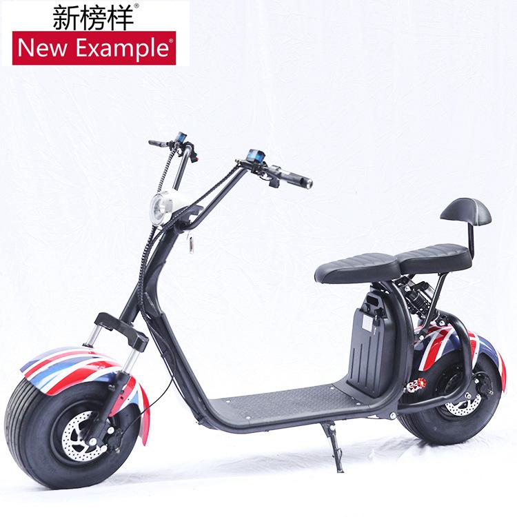 New Example xe môtô / xe máy X7 pin Harley lớn xe hai bánh rộng lốp sửa đổi bàn đạp xe điện xe máy t