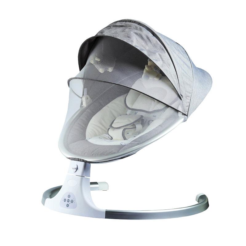 WESHIONS Khăn yếm Coax bé tạo tác cho bé BB rocking ghế nhà máy trực tiếp mới thông minh Bluetooth n