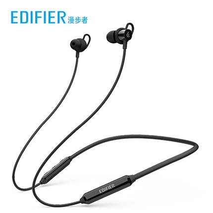 Edifier Tai nghe Bluetooth / walker Tai nghe bluetooth không dây W200BT hai tai treo cổ thể thao chạ