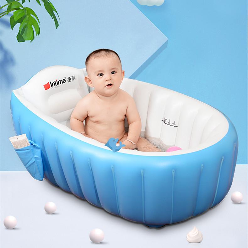 XIALANG bể bơi trẻ sơ sinh Bồn tắm cho trẻ sơ sinh cho bể bơi trẻ sơ sinh