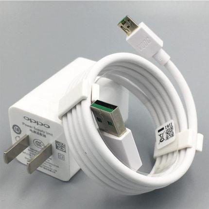 Bộ sạc chính hãng oppor9P flash sạc cáp dữ liệu r15 R7 R11