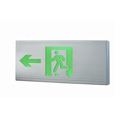 XFZC Đèn LED khẩn cấp Chỉ báo sơ tán khẩn cấp phòng cháy chữa cháy, đèn báo khẩn cấp thông minh, đèn