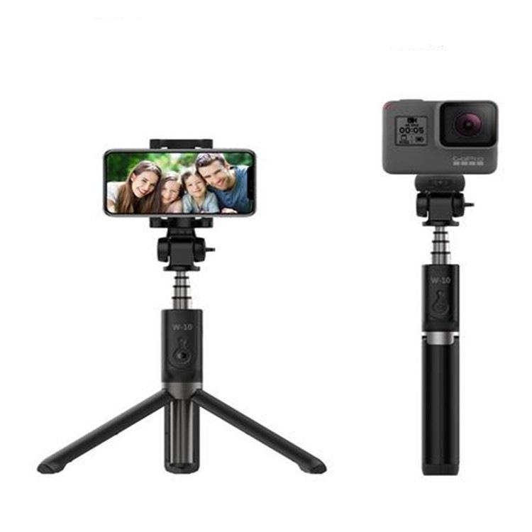 JUNDNE Gây tự sướng Điện thoại di động xuyên biên giới dính selfie Bluetooth Chân đế selfie khung Bl