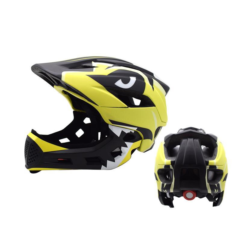 Th ị trường xe Trẻ em Cân bằng Xe đạp Mũ bảo hiểm Xe đạp Thể thao Bảo vệ Xe tay ga Đầy đủ Mũ bảo hiể