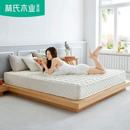 Lin's Wood Giường nệm  Dừa tự nhiên Palm 3d Nệm 1.5m Nệm lò xo 1.8 mét Cứng Mat 22cm Dày CD003