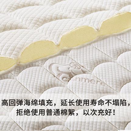 nks Giường nệm  latex Simmons nệm dày 20 cm 1,5m nệm lò xo dừa cọ đệm mềm và cứng sử dụng kép