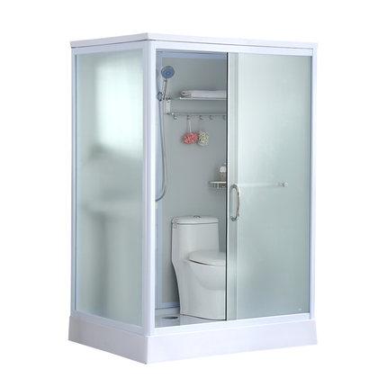 Sheraton Bồn đứng tắm  Phòng tắm tích hợp phòng tắm một mảnh với nhà vệ sinh vách ngăn phòng tắm kín