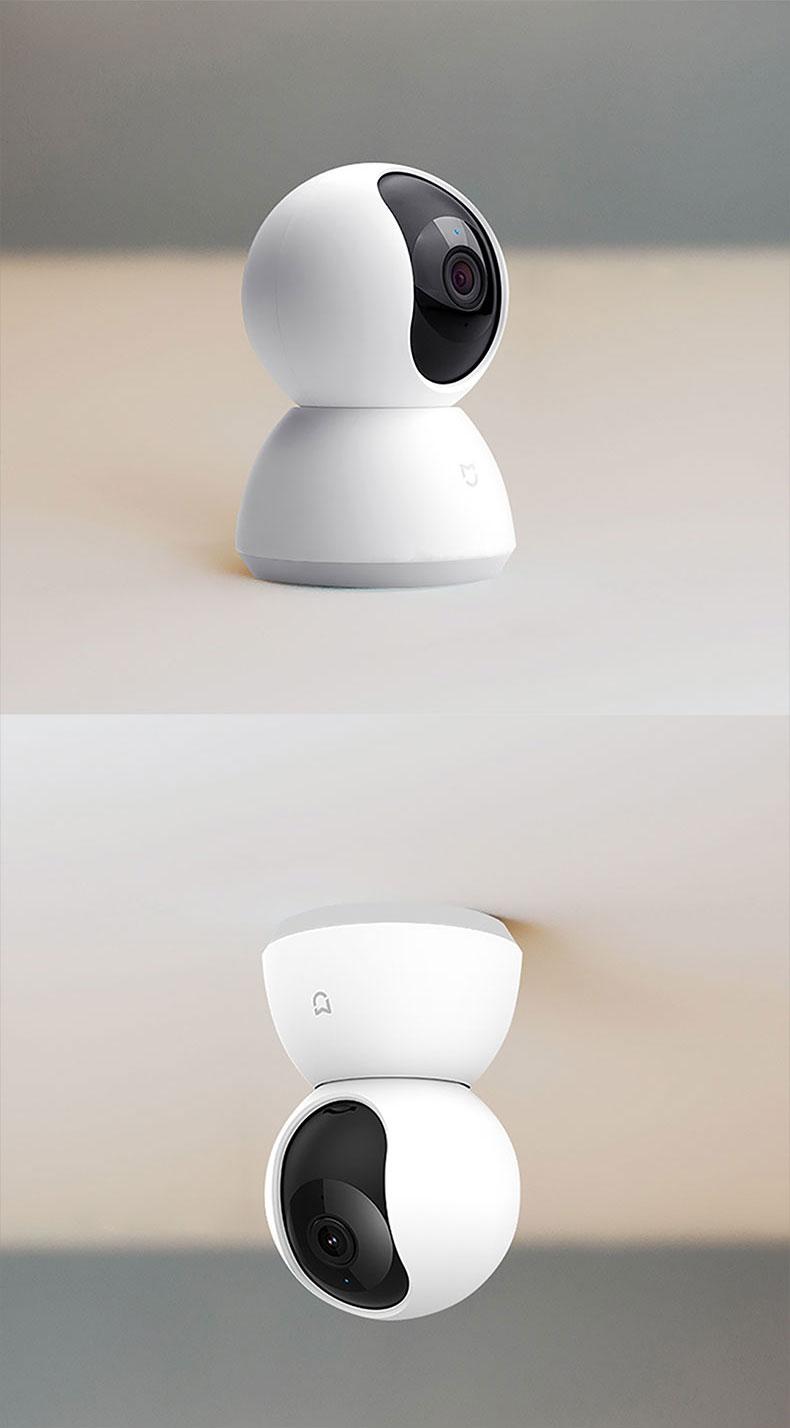 Camera giám sát Thiết lập máy ảnh thông minh của Xiaoomi phiên bản 1080p máy quay về nhà 360 bằng mộ