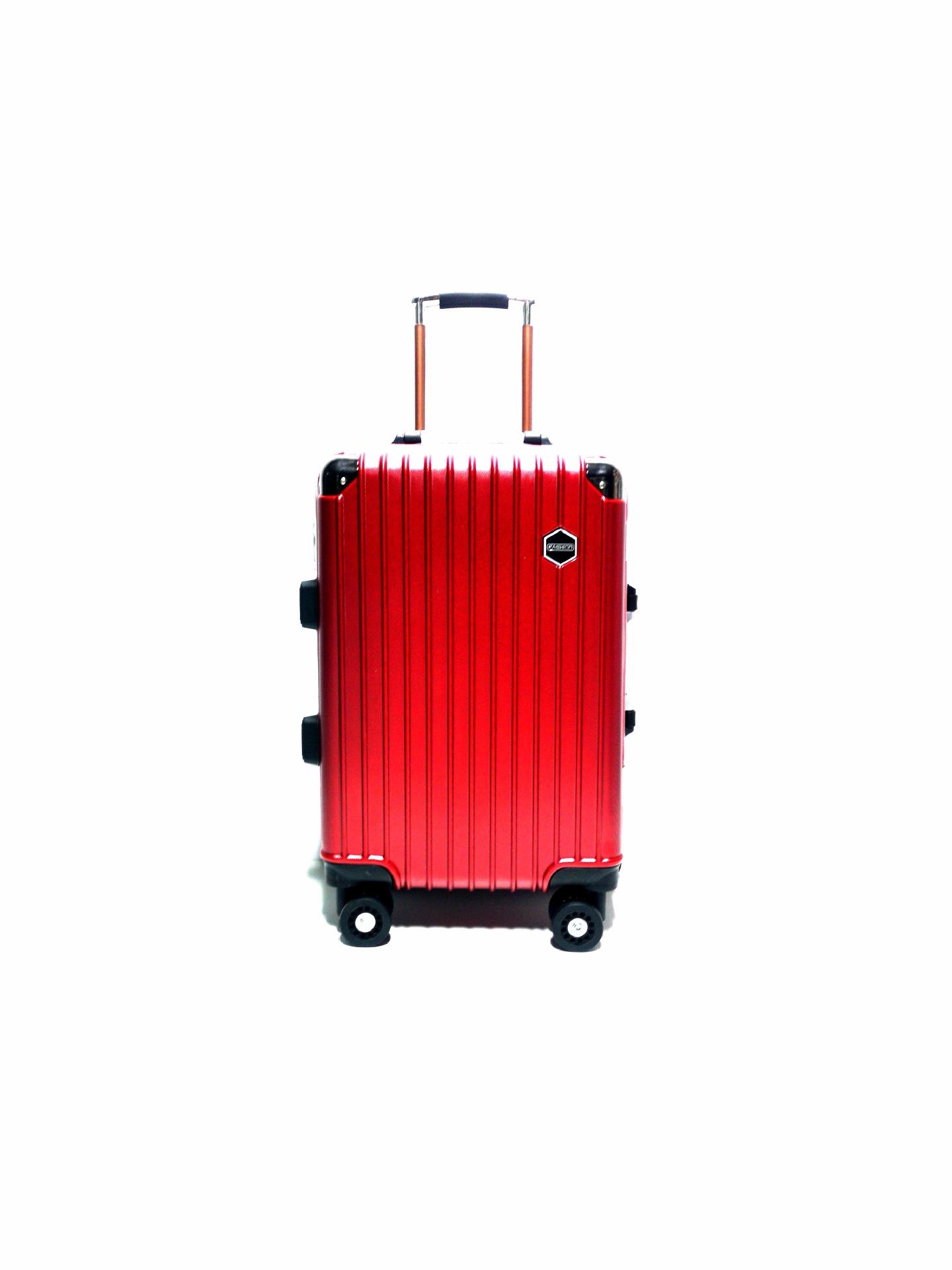 VaLi hành lý Hành lý phổ quát bánh xe hành lý abs + pc trường hợp xe đẩy 20 inch lên máy bay hành lý