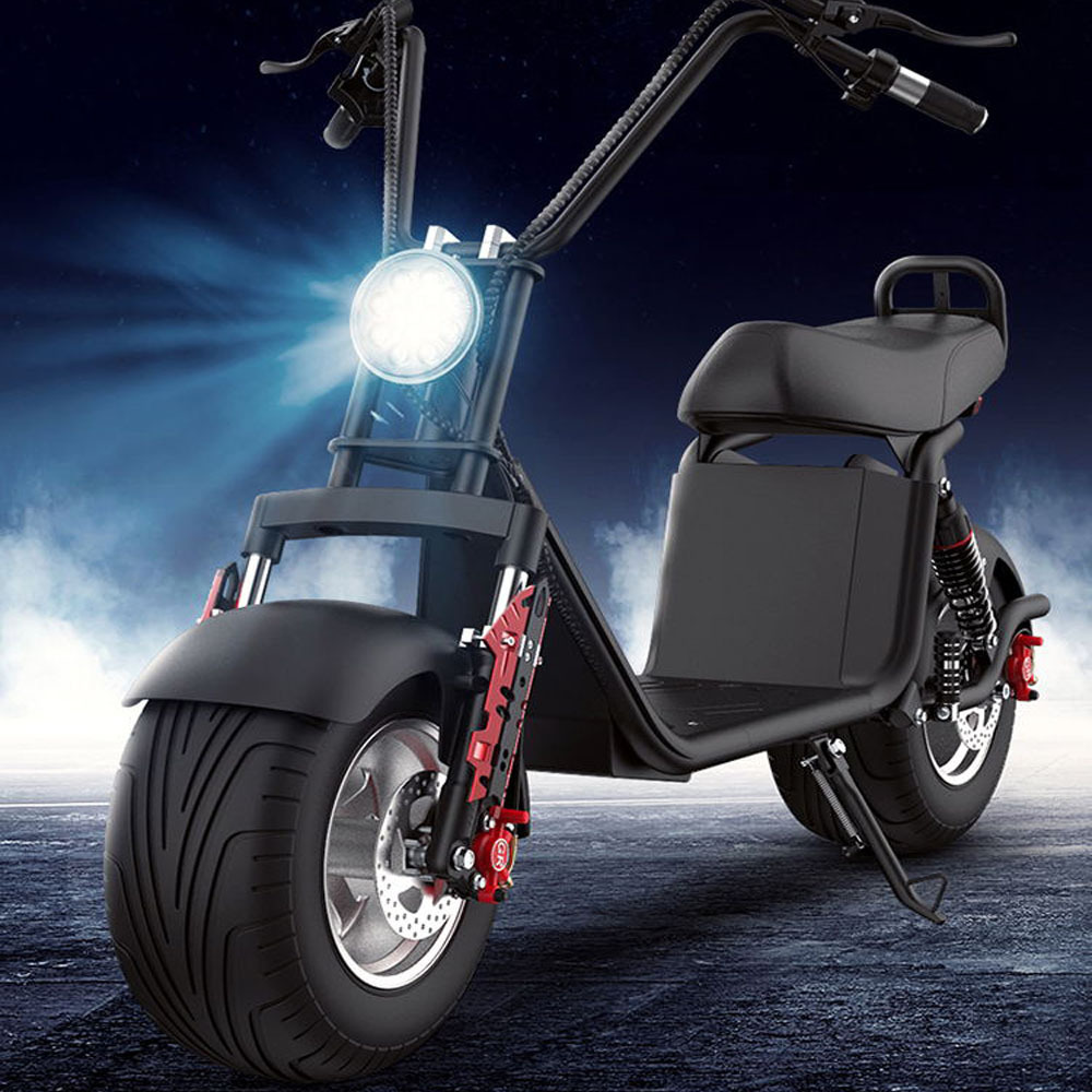 xe môtô / xe máy KC Xe điện Harley Xe người lớn Xe tay ga Xe điện Harley Xe điện