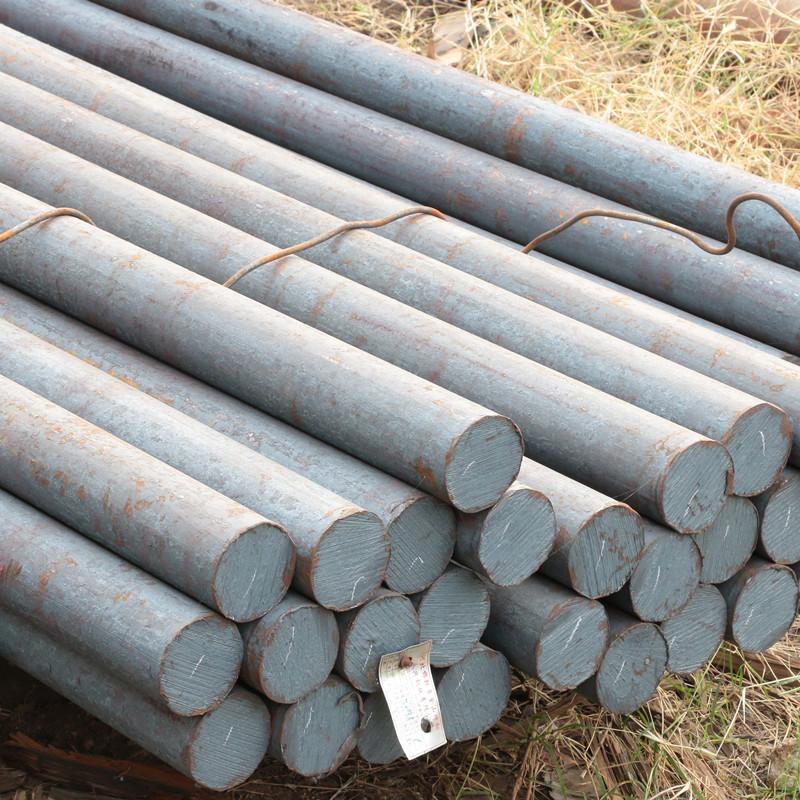 GUANGFU ThéThép tròn trơn Bán buôn lâu năm q235 cán nóng thép tròn xây dựng thép tròn chung thông số