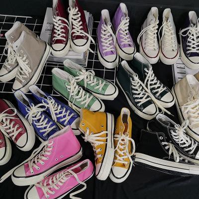 EVENSTAR giày vải Twilight Evenstar 1970s giày vải sinh viên chic chic đôi giày 2020 giày mới ulzzan