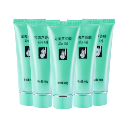 Perfect Mủ nha đam  aloe vera gel 40g kem lô hội gel dưỡng ẩm nhẹ không gây kích ứng duy nhất gói mụ