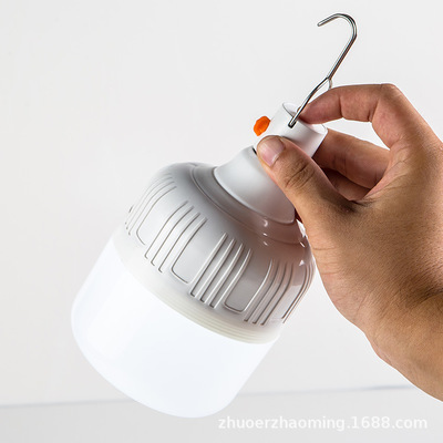 ZHUOER Đèn LED khẩn cấp Nhà máy sạc trực tiếp đèn khẩn cấp Gao Fushuai sạc khẩn cấp led sạc USB led