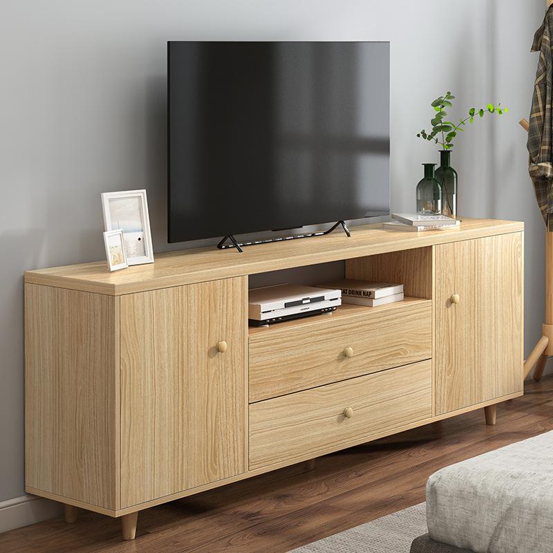 MSFE Kệ Tivi Tủ tivi Bắc Âu đặt phòng ngủ hiện đại tối giản căn hộ nhỏ phòng khách nhà đơn giản giả