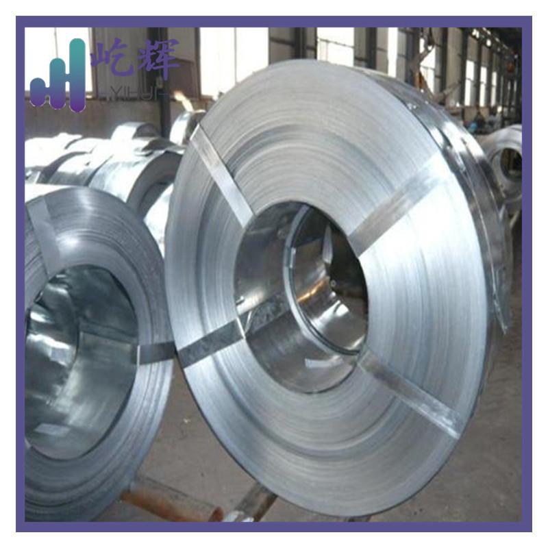 Tôn cuộn Thép mạ kẽm Q345 830 xử lý nhiệt luyện cường độ chịu kéo cao
