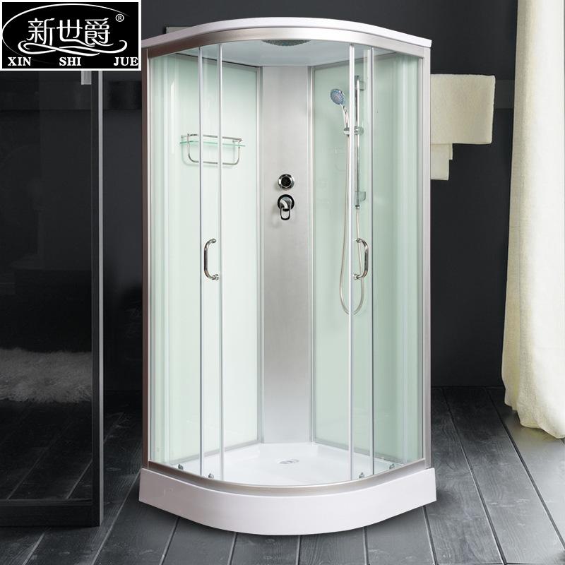 XINSHIJUE Bồn đứng tắm New Spyker Phòng tắm tích hợp phòng tắm Phòng tắm tích hợp phòng tắm hơi Phòn