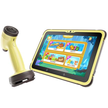 Little Genius Máy học tập  Máy tính bảng thiên tài nhỏ K1 Máy tính bảng trẻ em Bảo vệ mắt Backgammo