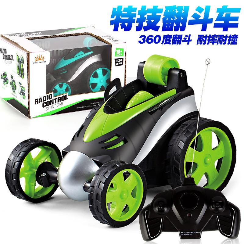 SZWN Đồ chơi sáng tạo Nhà máy không dây điều khiển từ xa xe đóng thế xe tải boy boy gian hàng bán đồ