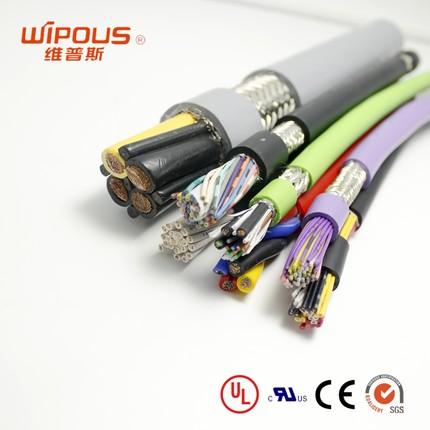 Dây nguồn mạch điện ổn định American Standard bảo vệ ul2517 2 ~50 core * 20wg để bảo vệ chống cháy c