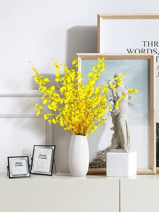 BHM  Đồ trang trí bằng gốm sứ  Hiện đại đơn giản sàn phòng khách sáng tạo cắm hoa trang trí trang t