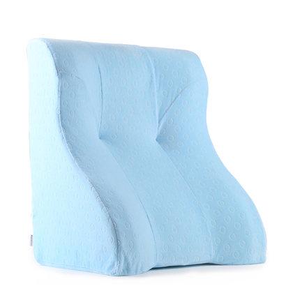 Neumann Gối tựa lưng  đầu giường đệm lớn phụ nữ mang thai giường già bằng cách điều dưỡng bộ nhớ bọt