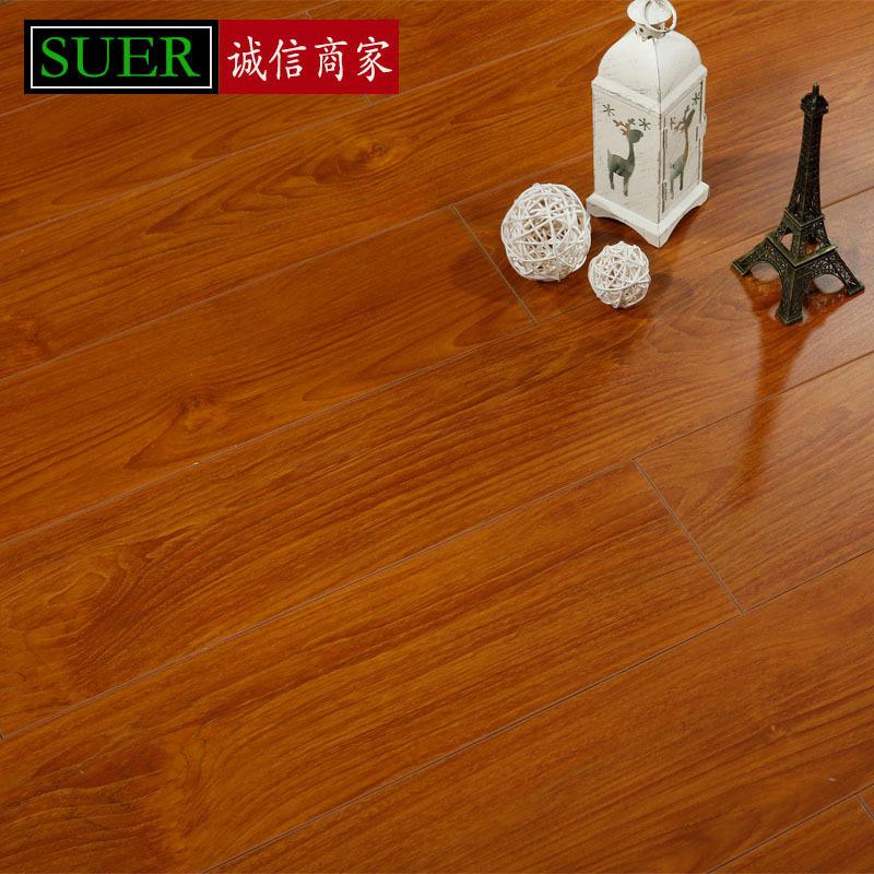 SUER Ván sàn Sàn gỗ nhiều lớp phiên bản giới hạn đặc biệt giá rẻ cổ phiếu sàn gỗ rắn sàn gỗ công ngh