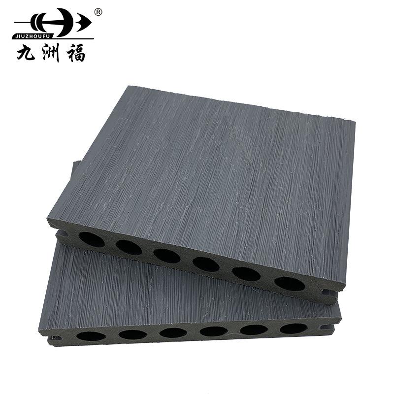 JIUZHOUFU Ván sàn Sàn gỗ ngoài trời Jiuzhou Fu sàn gỗ ép đùn ngoài trời thế hệ thứ hai bằng gỗ dải s