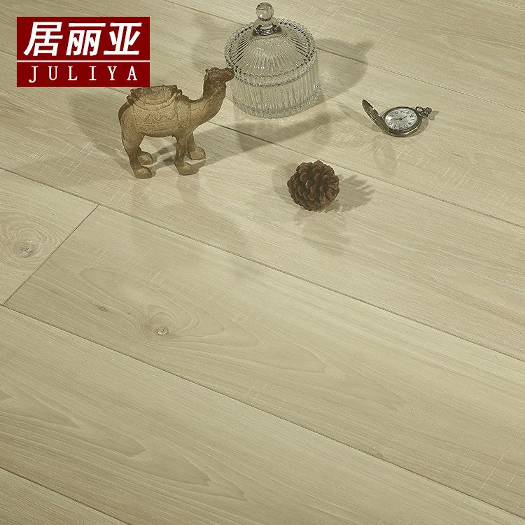 JULIYA Ván sàn 15mm nhiều lớp gỗ tổng hợp sàn gỗ tổng hợp bề mặt gia cố Bắc Âu hộ gia đình chống thấ