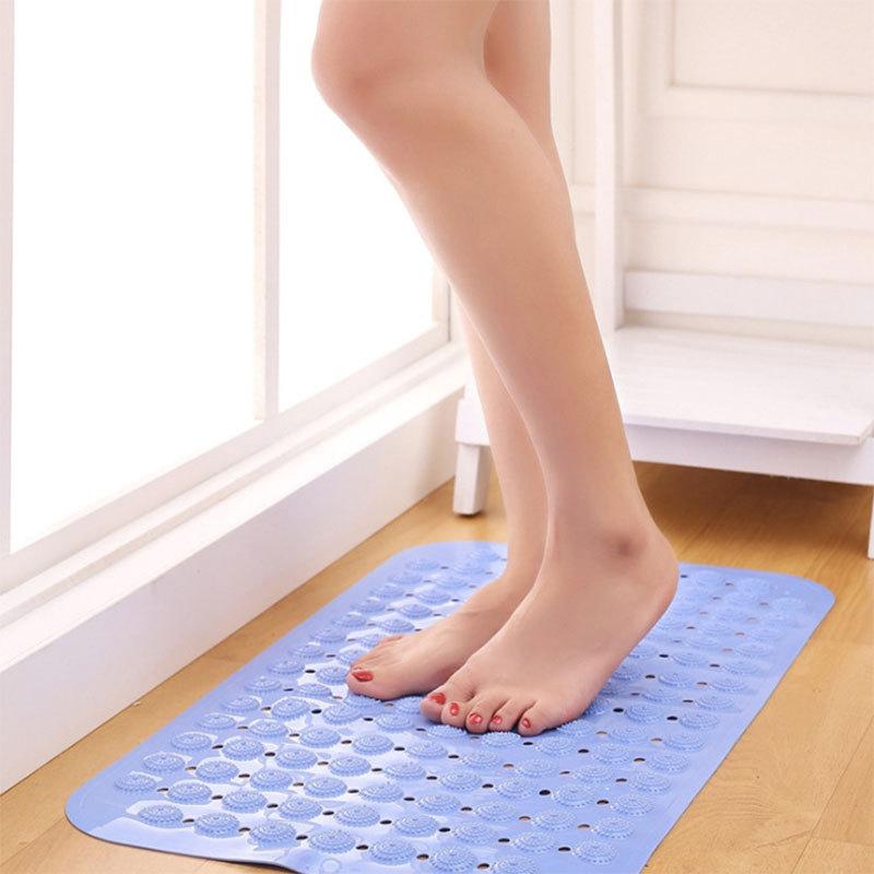 LIXUN Đệm chân Phòng tắm thảm chống trượt Phòng tắm thảm trượt phòng tắm vòi sen sàn nhà vệ sinh thả